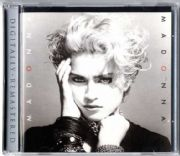 MADONNA - REMASTERED UK / EU CD ALBUM